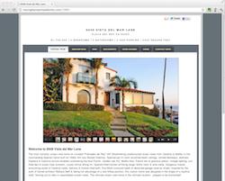 Single Property Websites Example